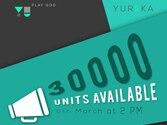30,000 Micromax Yu Yurekas up for grabs at 2pm today